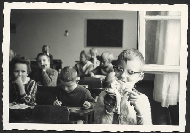 ArchivU955 Schulatmosphäre, Album b, 1960er