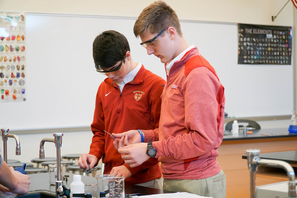 Physical Science Electroplating