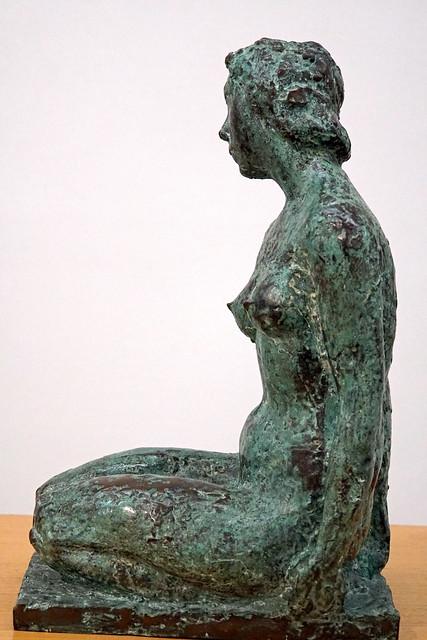 DSC01093 - Kneeling Woman