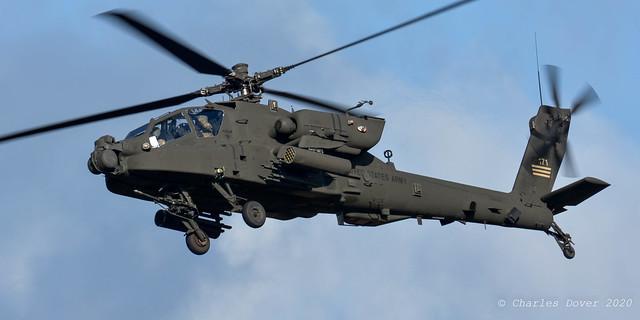 AH-64E 17-03171 1-1st AVN - US Army