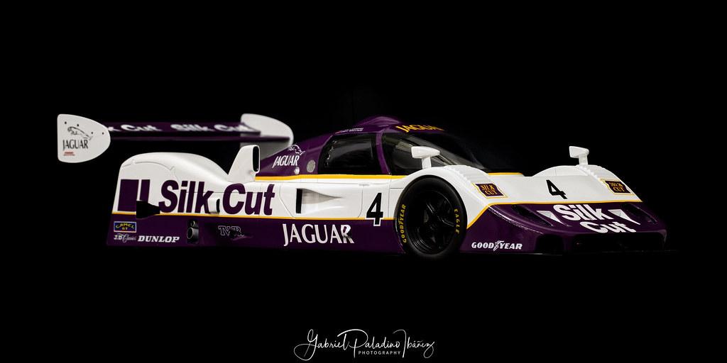 Jaguar XJR-11 WEC Silk Cut | 1990 Suzuka Jan Lammers / Andy … | Flickr