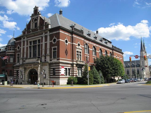 Indianapolis Indiana  ~ Athenæum (Das Deutsche Haus)  ~ Aka ~ German House