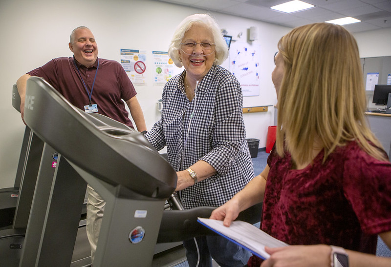 Penn State Health Pulmonary Rehabilitation Program
