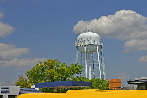 watertowers watertanks landmarks landscape lakewales cityoflakewales polkcounty florida fl america