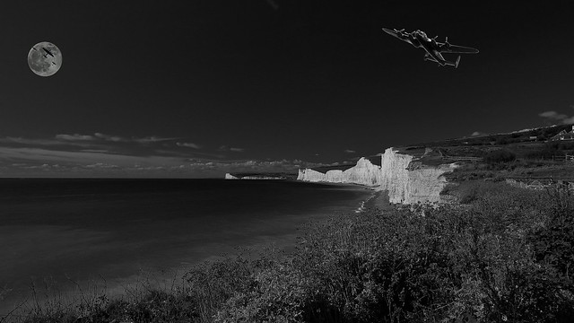 The Lancaster and The White Cliffs