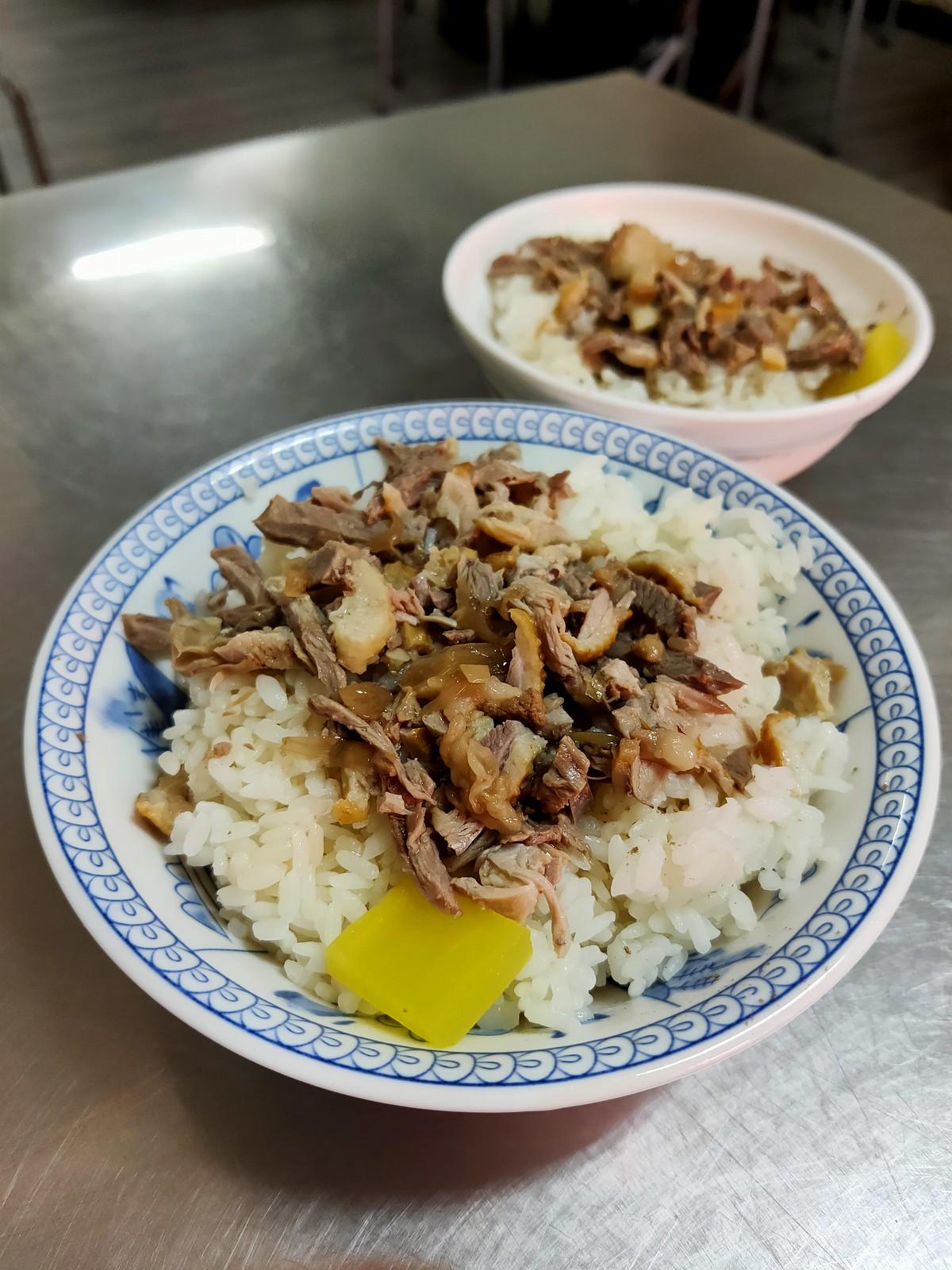 大林紅燒鴨肉飯 (6)