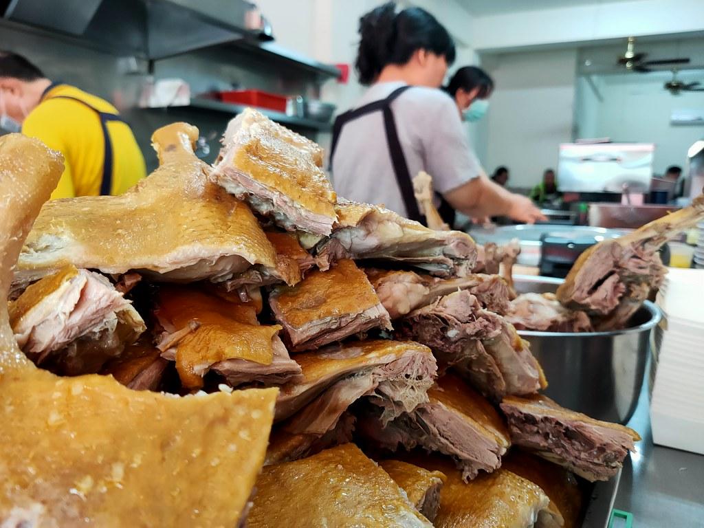 大林紅燒鴨肉飯 (5)