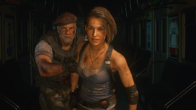 49386587693_e3da41f768_z Resident Evil 3 - Focus sur les vilains
