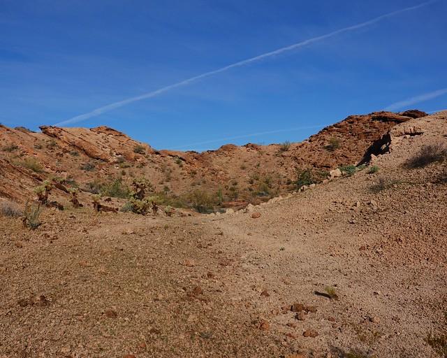 Over the Little Ridge Trail SR601875