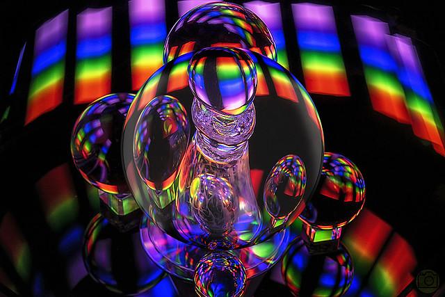 Colour Balls, and Orbs