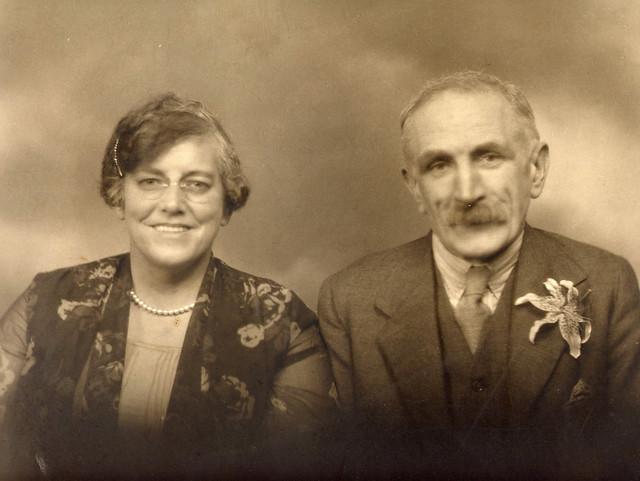 Beatrice & Alf Warwick