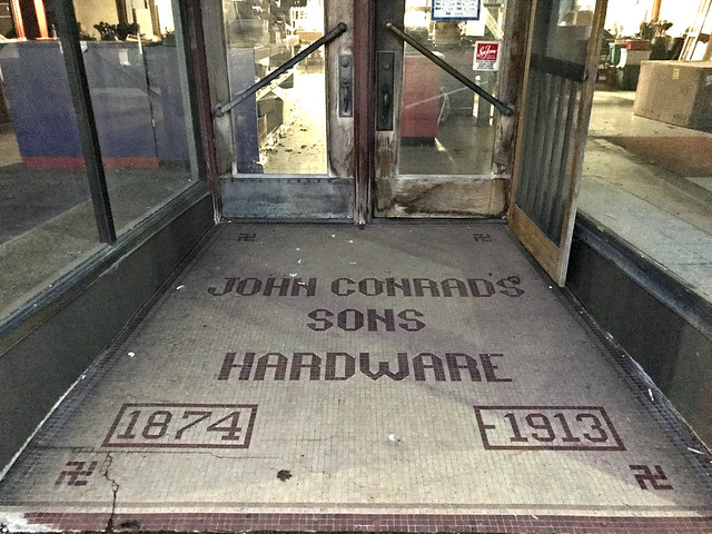 Hupe Hardware was formerly Conrad's Hardware