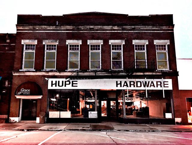 Hupe Hardware