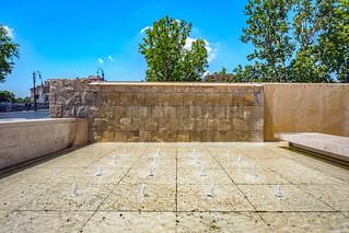 Ara Pacis Splash Fountain