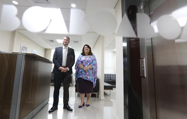 OAB SP recebe a visita do presidente do TJSP