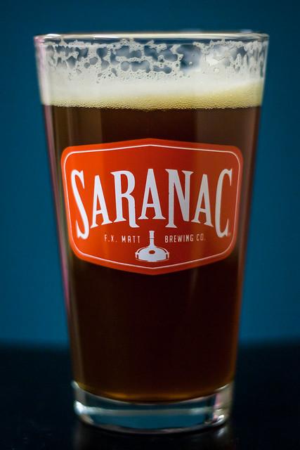 Saranac Beer - Red Ale