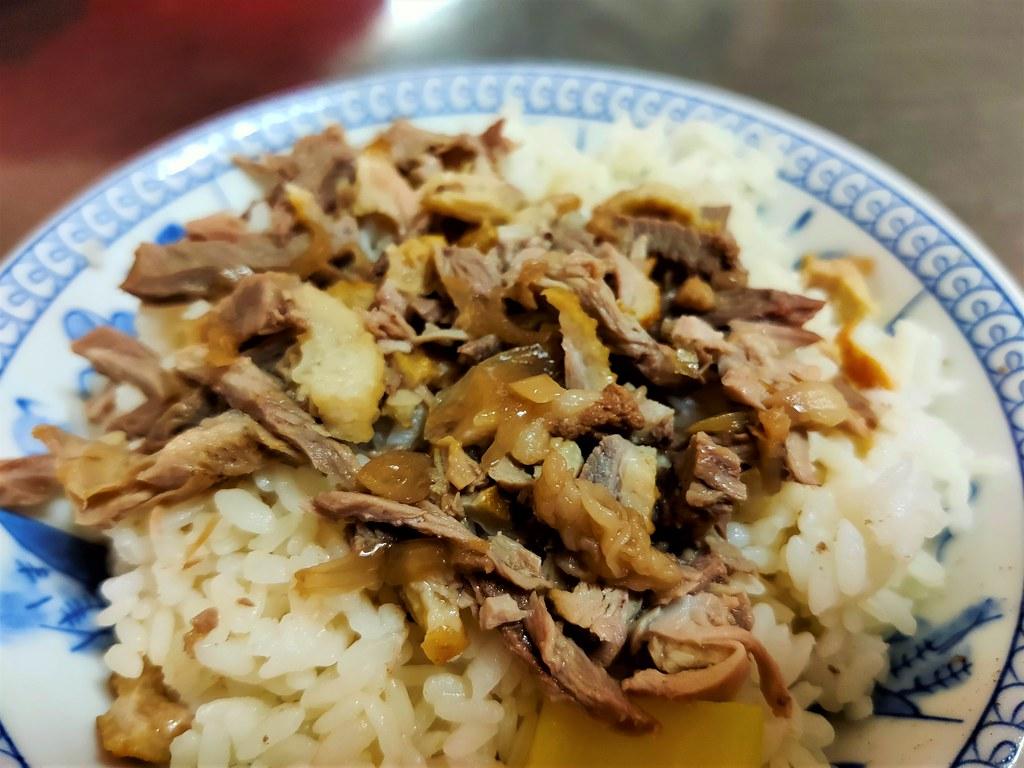 大林紅燒鴨肉飯 (7)