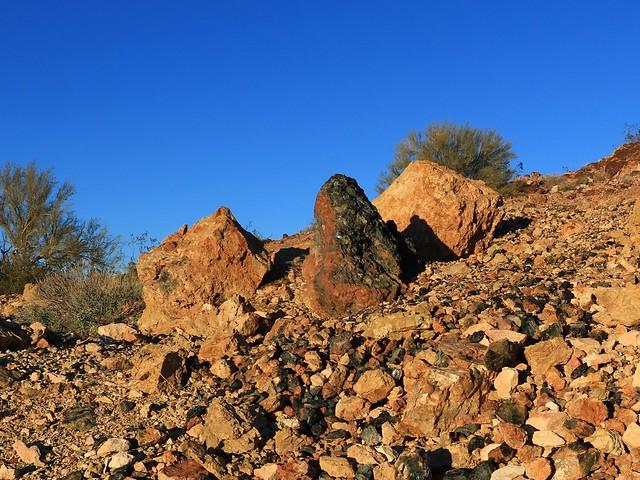 One Large Half Obsidian Rock Still Standing 7D2_4000