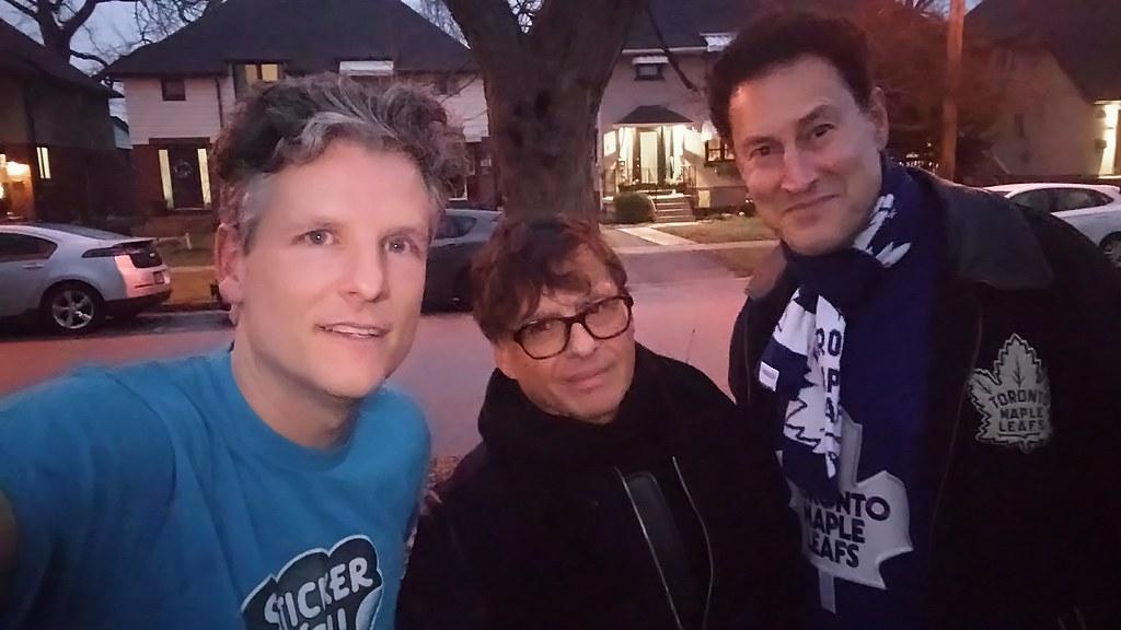 Steve Paikin, Ron Davis and Me