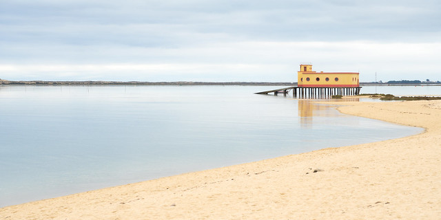 praia da ría formosa