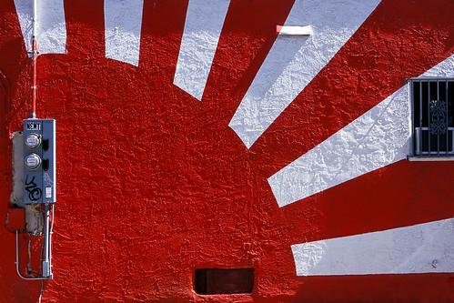 rising sun. venice, ca. 2008.
