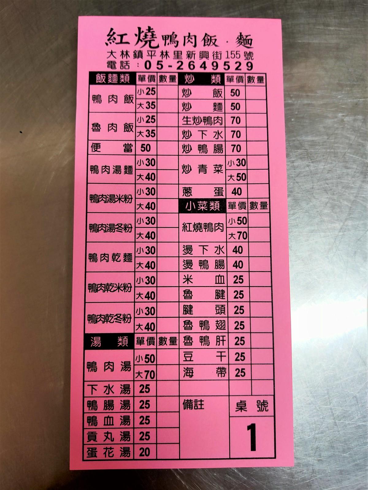 大林紅燒鴨肉飯 (4)