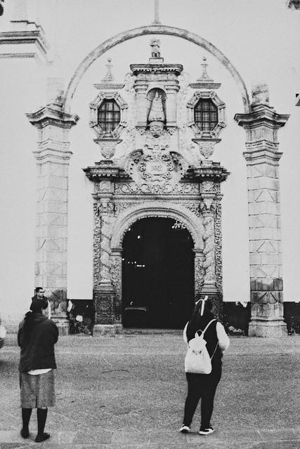 San Luis Potosí - Minolta Maxxum QTsi // Kodak TRI-X