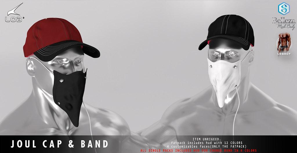 [LOB] JOUL CAP & BAND