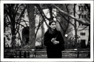NYC people in B&W... Hope you like this one...