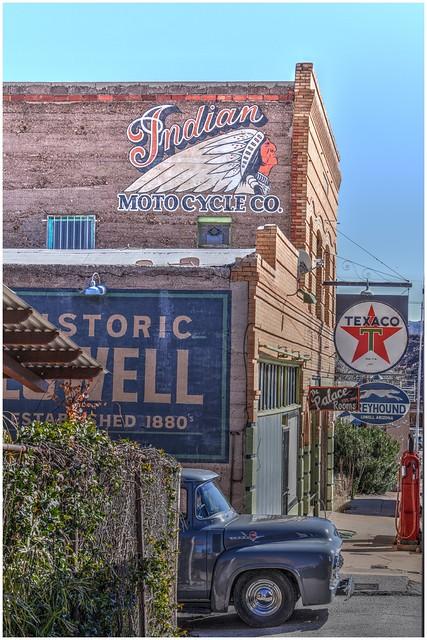 Historic Downtown @ Lowell, Arizona (HTT)