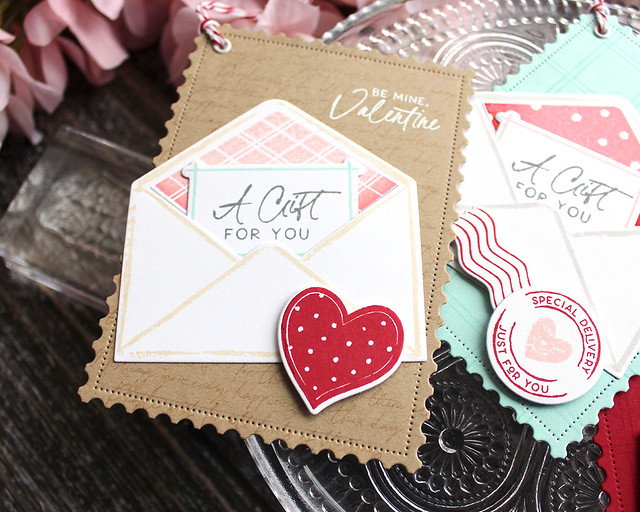 LizzieJones_TheGreetery_January2020_PrettyPostmarks_Signed&SealedWithAKiss_ValentineTags2
