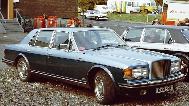 Bentley Mulsanne Turbo (1984)