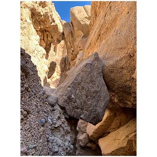 Merging of Rocks