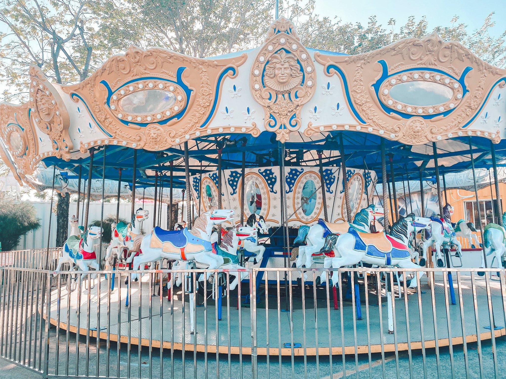 Jets嘉年華 桃園青埔2020景點 40項的遊樂設施、特色美食DJ音樂表演