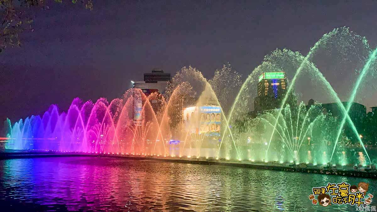 2020愛河燈會水舞秀-5