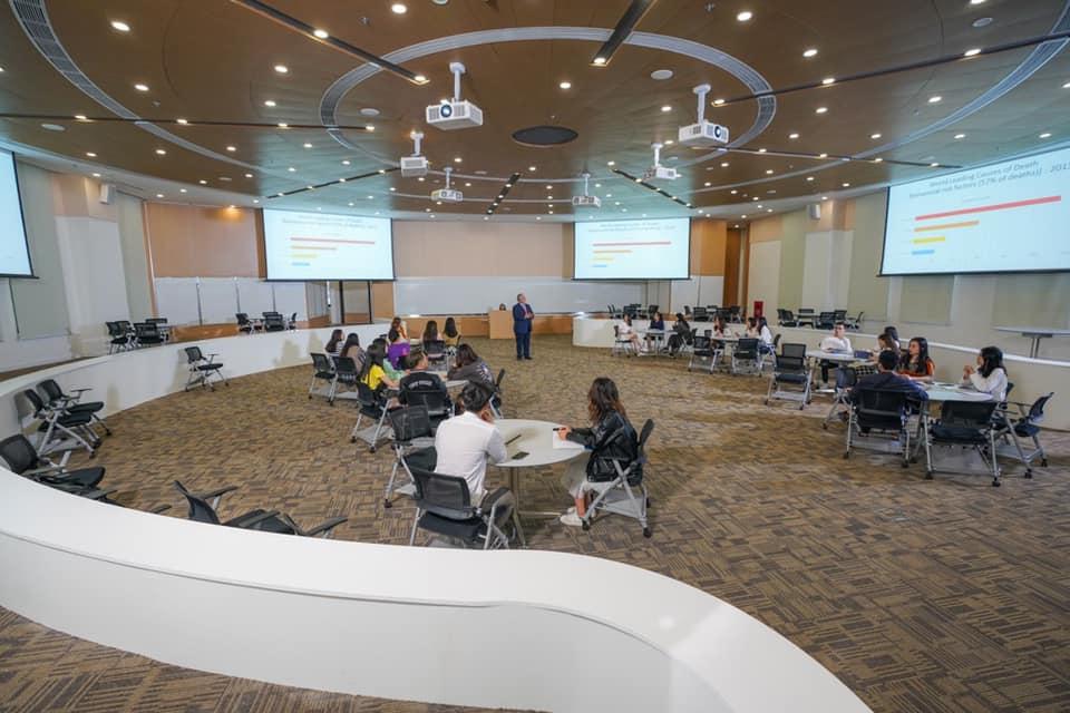 Vingroup đã chính thức khánh thành Trường Đại học VinUni được đầu tư cơ sở vật chất ngang tầm với các đại học đẳng cấp trên thế giới