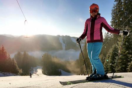 Tipy SNOW tour: Bílá v Beskydech - sever proti jihu