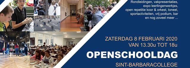 Openschooldag 2020