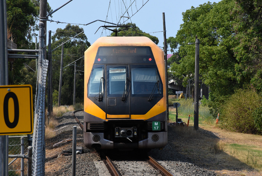 M17, Rosehill, Sydney, NSW.