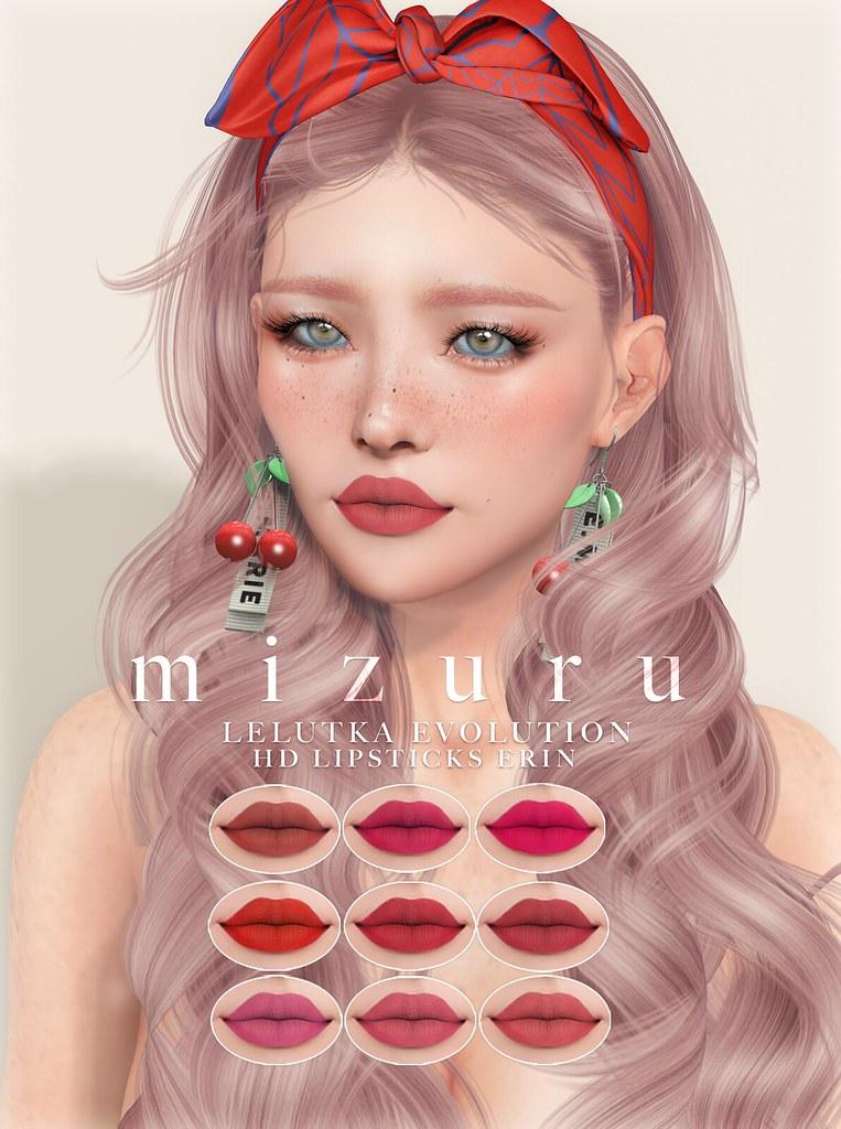 Lelutka Evolution Makeup LipsStick – Kustom9