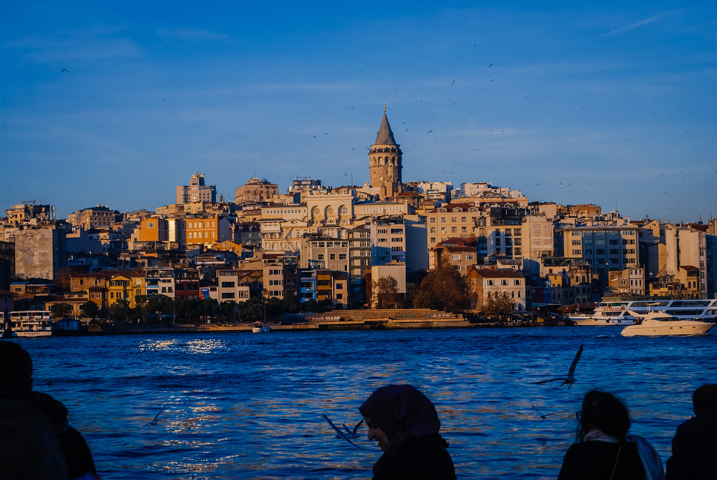 Beautiful  view and colors !! Istanbul 17:04:40 DSC_4660