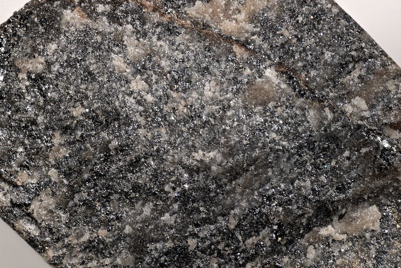 含加納輝石鉱石 / Kanoite-bearing ore