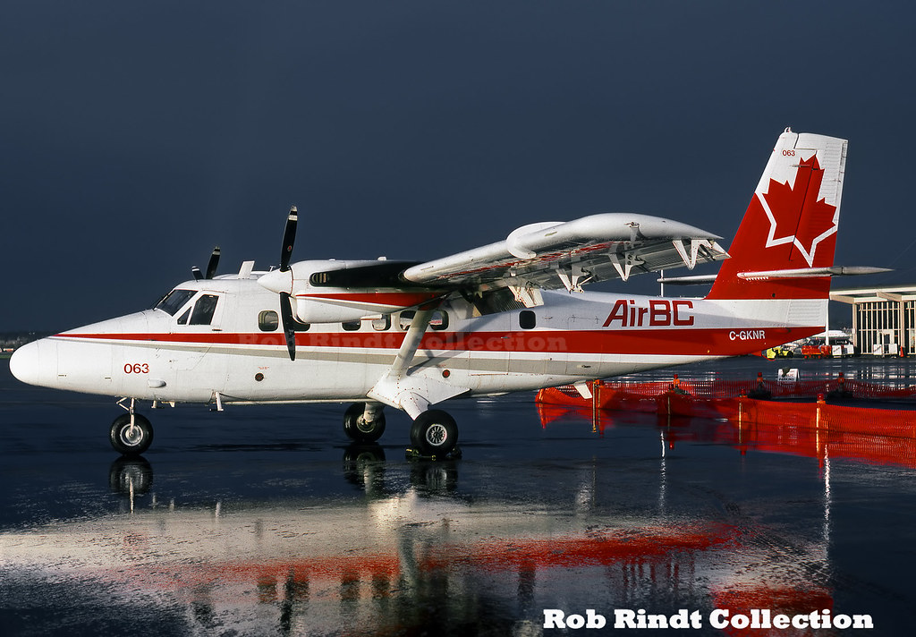 Air BC DHC-6-200 C-GKNR