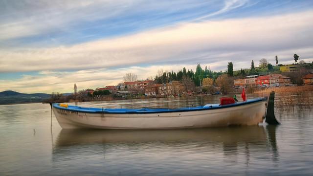 Gölyazı Turkey long exposure