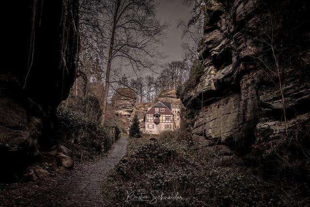 Rathewalde, Sächsische Schweiz