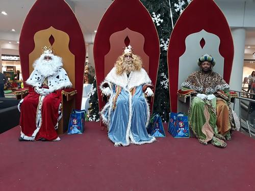 Los 3 Reyes Magos y el espíritu navideño