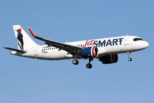 JETSMART / Airbus   A 320 NEO   F-WWBM   msn 9463 / LFBO - TLS / janv 2020
