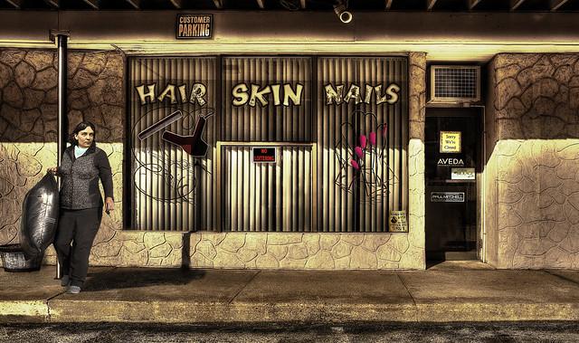 Sidewalk Salon