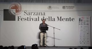"""Sarzana festival della Mente Alessandro Barbero """"la rivolta de' Ciompi"""""""