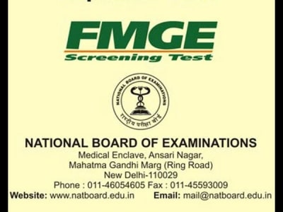 foreign medical graduates examination fmge